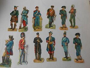 Lote-de-20-Carabineros-de-Decoupie-Polaco-Italiano-Danes-Russe-Frances-etc