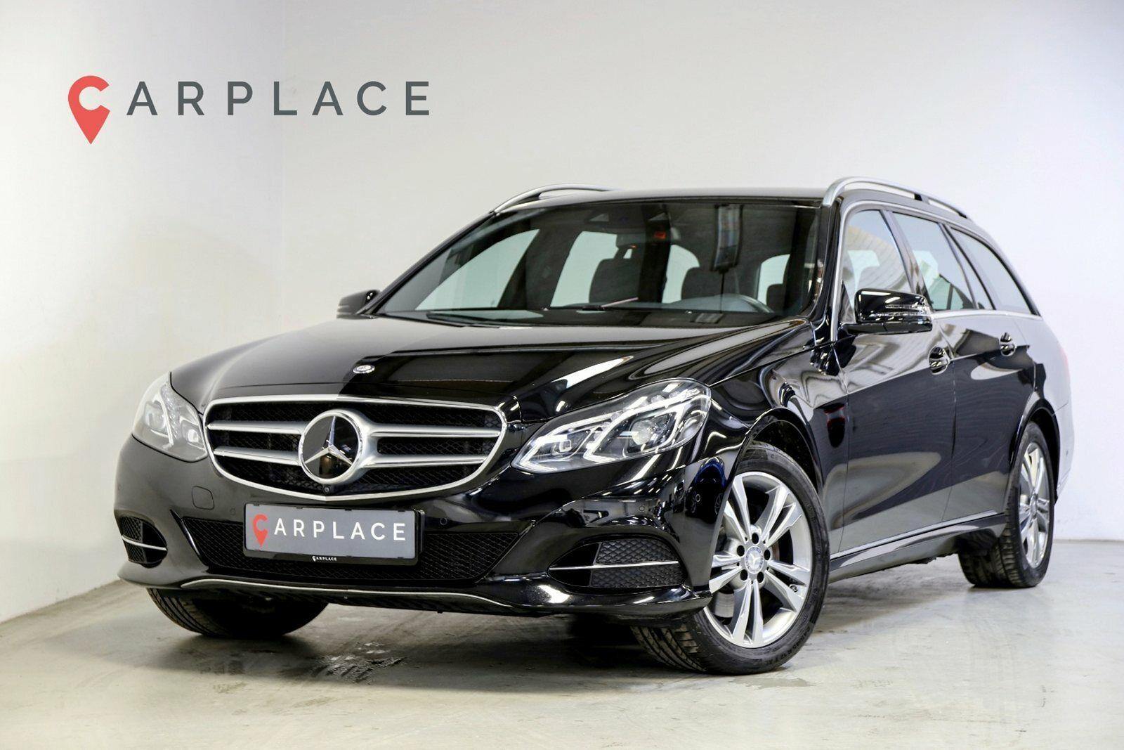 Mercedes E350 3,0 BlueTEC Avantgarde stc. aut. 5d - 519.900 kr.