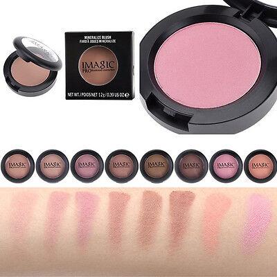 Professional Women Beauty Makeup Cosmetic Blush Blusher Powder Single New