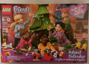 Lego Friends Advent Calendar 41353 Brand New Unopened