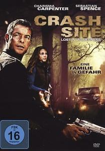 Crash-Site-2012-Blue-ray-Thriller-Sebastian-Spence-Familie-in-Gefahr