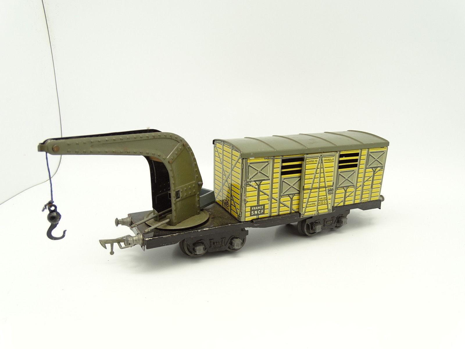 JEP Metallo O - Carro Gru