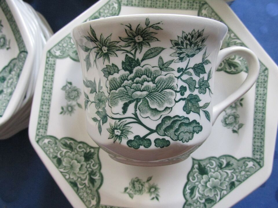 Porcelæn, Kaffe / The stel