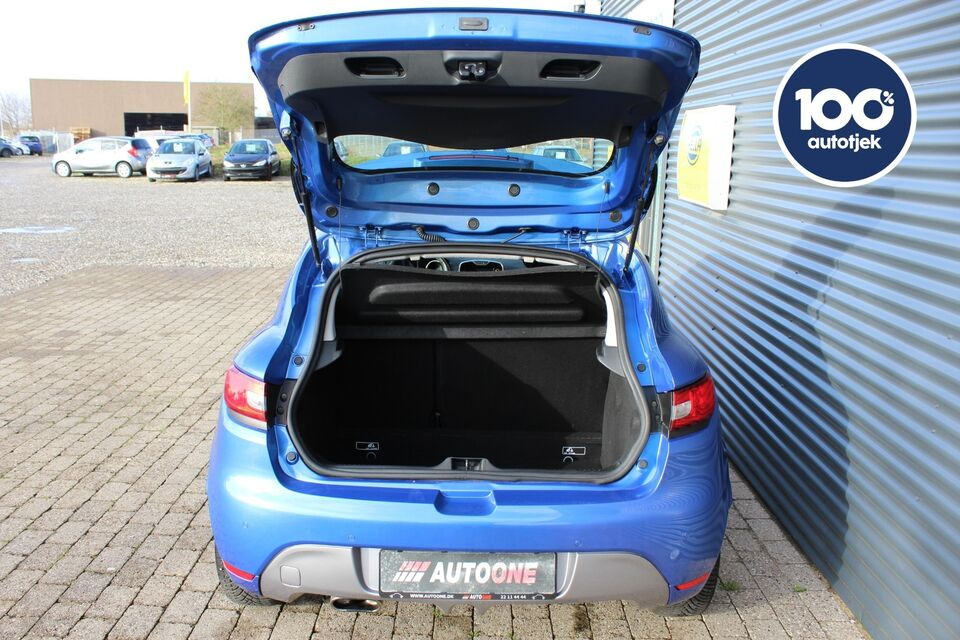 Renault Clio IV 0,9 TCe 90 Expression Benzin modelår 2015 km