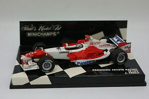 Minichamps-1-43-F1-Panasonic-Toyota-Racing-TF105-Trulli