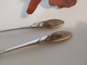 Vintage Community Plate SILVERPLATE Flatware Set Deluxe Stainless Blades  51 Pc