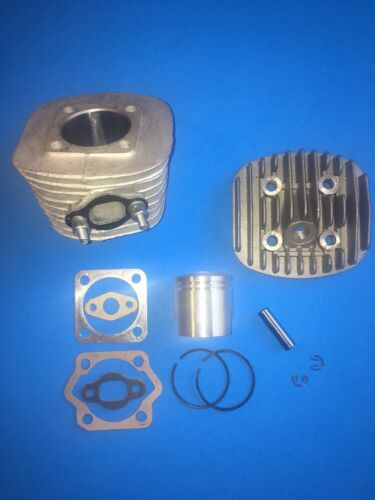 B 40mm 2-Stroke Engine Cylinder full Rebuild Kit 66//80cc Motorized Bicycle Type