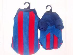 Barcelona-FC-Polar-Fleece-Dog-Coats