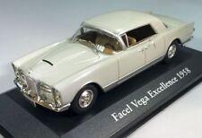 1 Bordeaux Modellino Whitebox Cast 1958 43 Wb044 Die Facel Vega CQxhrsdt