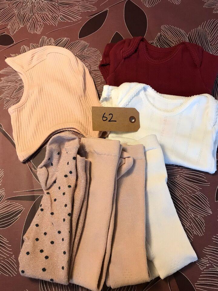Blandet tøj, Bodystocking, strømpebukser
