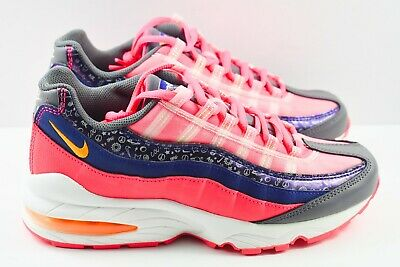 100% authentic amazing selection best price Nike Air Max 95 GS Womens Size 7 Shoes CI9933 500 Multicolor | eBay