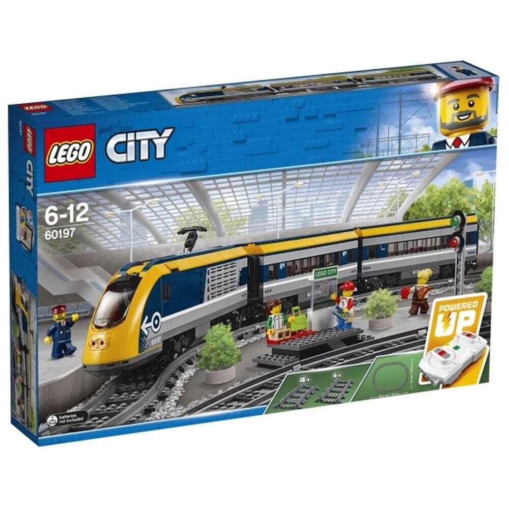 LEGO ® città  treno, 677 parti  all'ingrosso a buon mercato