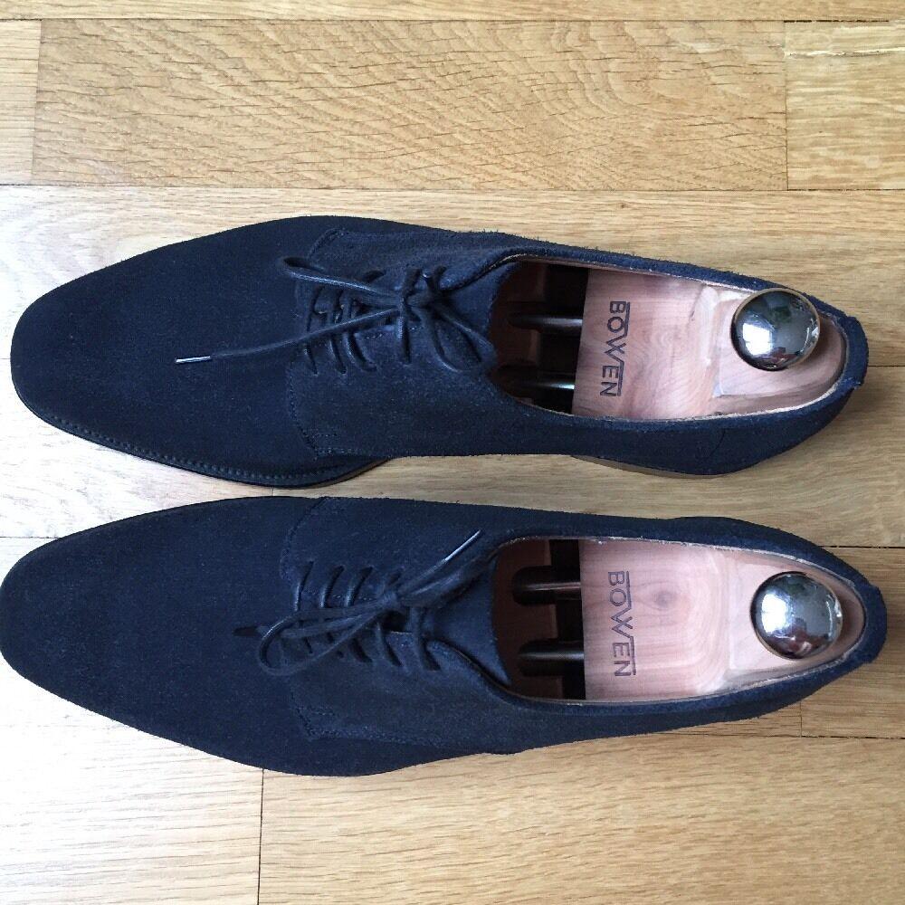 zapatos Bowen azul Marine Talla 42 7 1