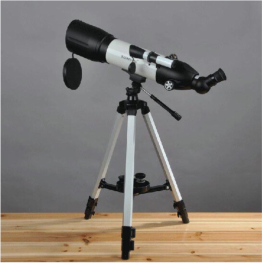 Visionking 70MM Refractor Monocular Astronomical Telescope Moon large tripod