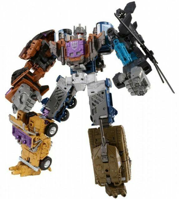 Takara Tomy Transformers Unite Warriors UW07 Bruticus Japan NEW  EMS SPEED POST