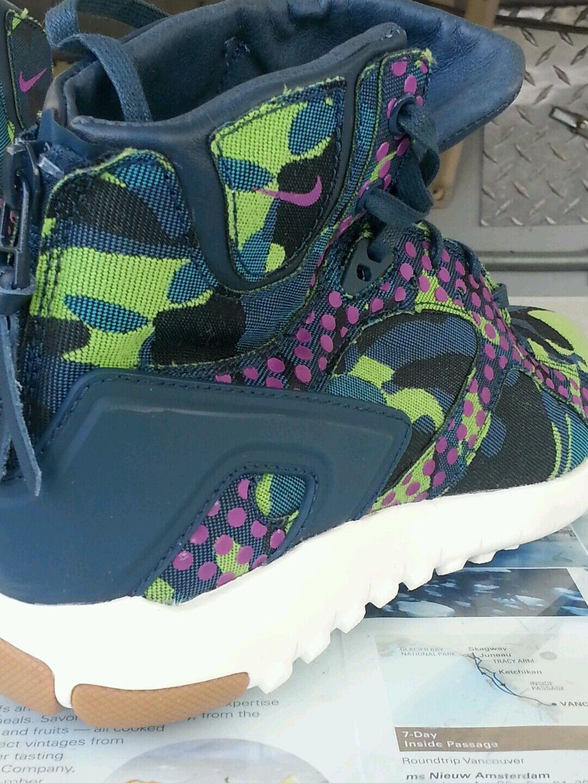 100% Authentic Nike Koth Koth Koth Mid Jacquard Premium shoes 806976-254 Women Size 7  130 f9e24e