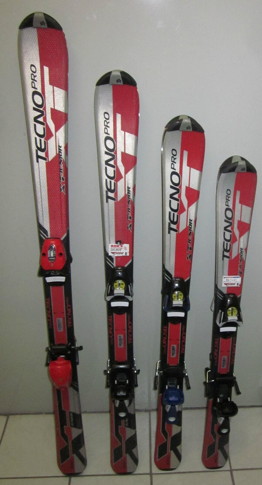Super Carving Ski - Tecno Pro XT Junior    -- Größe Aussuchen --  TOP Angebot 28119f