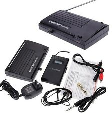 Takstar WPM-200 UHF Wireless Headphone Monitor System Stereo In-Ear Receiver HM