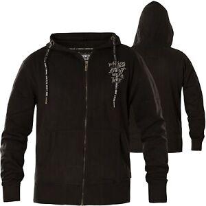 Details zu YAKUZA Hoody Basic Line 4W Kapuzenjacke HZB 14073 Black Schwarz Jacken