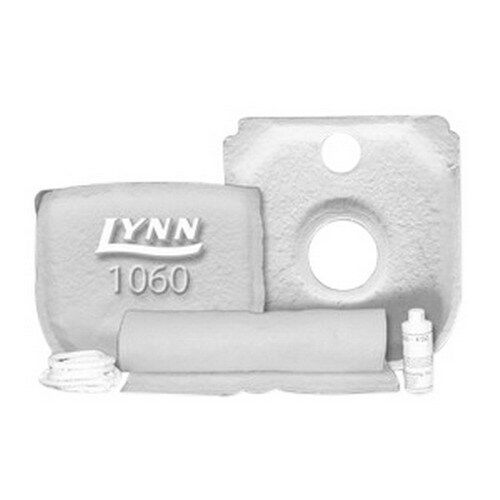 Lynn 1060 Replacement Combustion Chamber Kit for Weil McLain 66 and ...