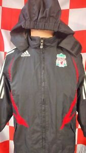 Liverpool Football Club Official Adidas Football Jacket (Youths 9-10 Years)