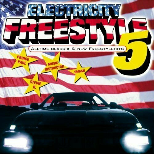 Electricity Freestyle 5 (2000) | CD | Prince Paul, Music Instructor, Stevie B...