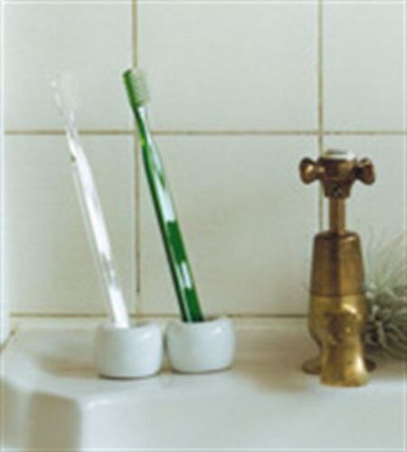 MUJI MoMA Toothbrush stand Holder good-simply designed #10 colors made in JAPAN