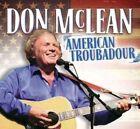 American Troubadour 0610583442120 by Don McLean CD
