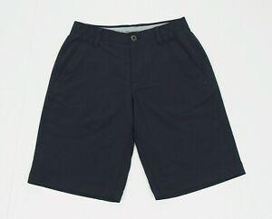 Under Armour Ua Match Play Negro Informal Tech Golf Pantalones Cortos Para Hombre 30 Ebay
