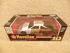 New-1997-Racing-Champions-1-24-NASCAR-Ernie-Irvan-Havoline-10th-Anniversary-Bank