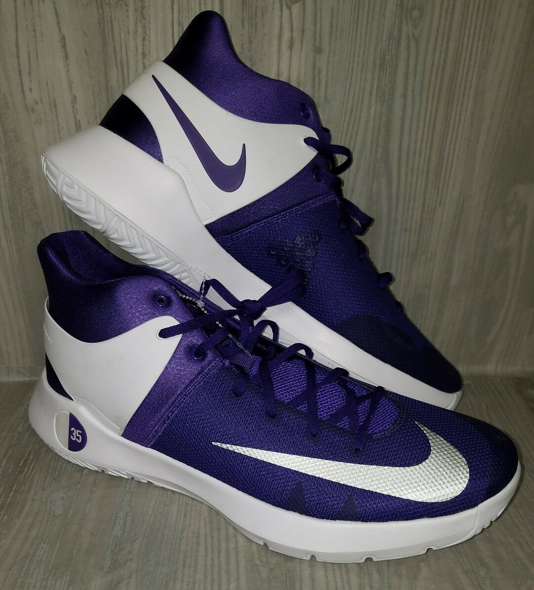 Nike KD Trey 5 IV Purple Basketball Shoes Kevin Durant Price reduction New shoes for men and women, limited time discount