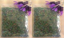 (Qty. 2) 3.5oz FRESH! Golden Mukhwas Green. Aroma Rich.