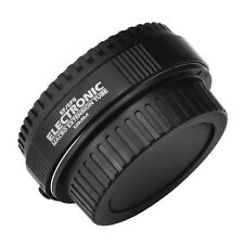 Electronic AF Auto Focus 12mm Macro Extension Tube Ring for Canon EOS EF EF-S