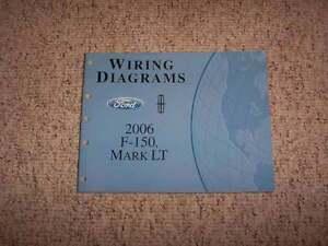 ford  truck wiring diagram manual work xl xlt