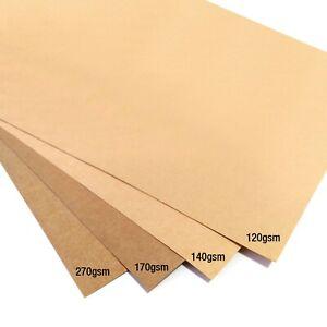 A4-BROWN-KRAFT-CARD-BLANK-STOCK-PAPER-CRAFT-WEDDINGS-TAGS-PACKAGING-CARD-STOCK