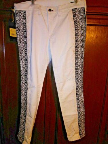 New Noir Beige 32 Jambes Made Jeans Poches Taille Rag skinny Bone Usa zippées Jean Tan 5S1BZRFq