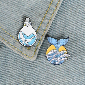 Ocean-Mermaid-Tail-Whale-Bulb-Brooches-Pin-Decoration-Corsage-Badge-Jewelr-NTAT