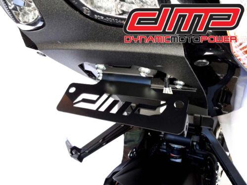 Suzuki GSX-R600,GSX-R750 DMP FENDER ELIMINATOR KIT Fits BLACK