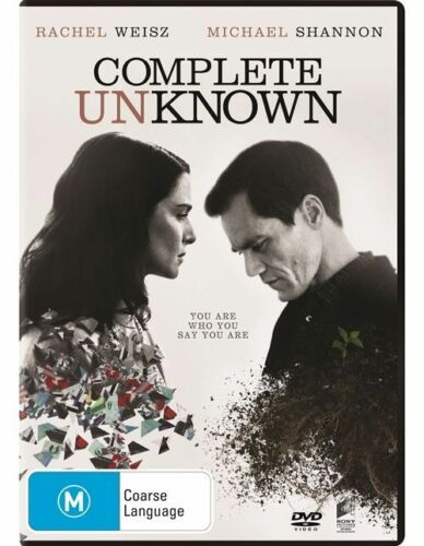 1 of 1 - Complete Unknown (DVD, 2017)