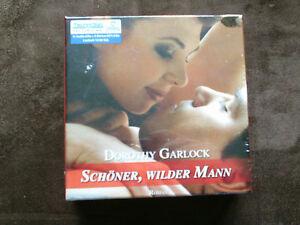 Radioropa-11-CD-Box-Hoerbuch-SCHONER-WILDER-MANN-von-DOROTHY-GARLOCK-Neu-amp-OVP