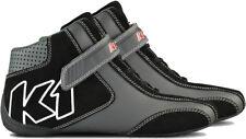 K1 RaceGear 24-CHP-NG-13 RaceGear Auto Racing Shoes New Champ Nomex Auto Racing Shoes