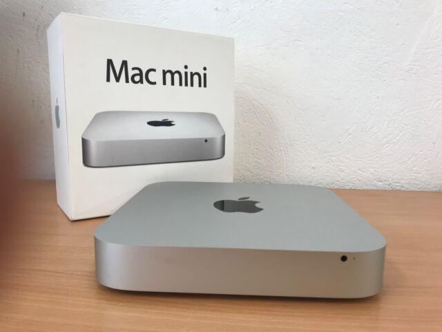 Apple Mac mini MD387B/A (October, 2012) 2.5GHz 4GB RAM 500GB HDD VGC