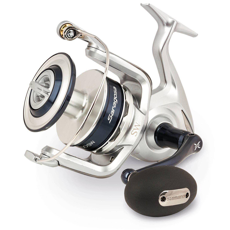 Shimano Saragosa 6000SW Saltwater Spinning Fishing Reel, SRG6000SW
