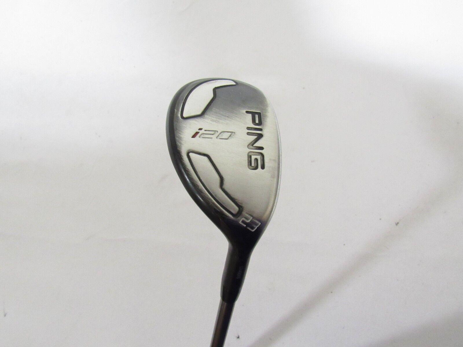 Utiliza la mano  derecha Ping i20 23 ° híbrido Ping TFC 169 Mango De Grafito Regular R Flex (R)  bajo precio del 40%