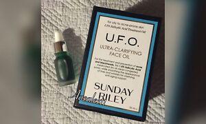 sunday riley oil