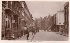 Walton Street Chelsea unused RP old pc E Brown