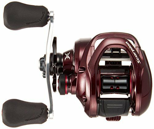 Shimano 14 Scorpion 201 Left Handle Baitcasting Baitcasting Baitcasting Reel Model 032249 b2e61a