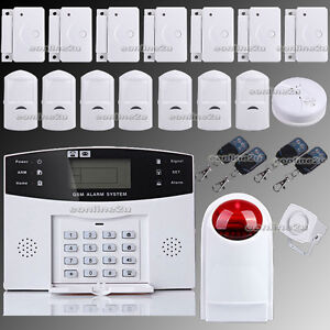 LCD-WIRELESS-GSM-AUTODIAL-SMS-HOME-HOUSE-OFFICE-SECURITY-BURGLAR-INTRUDER-ALARM