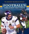 Football's Greatest Records by Ryan Nagelhout (Paperback / softback, 2015)