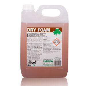 Dry Foam Extraction Quick Drying Carpet Stains Shampoo